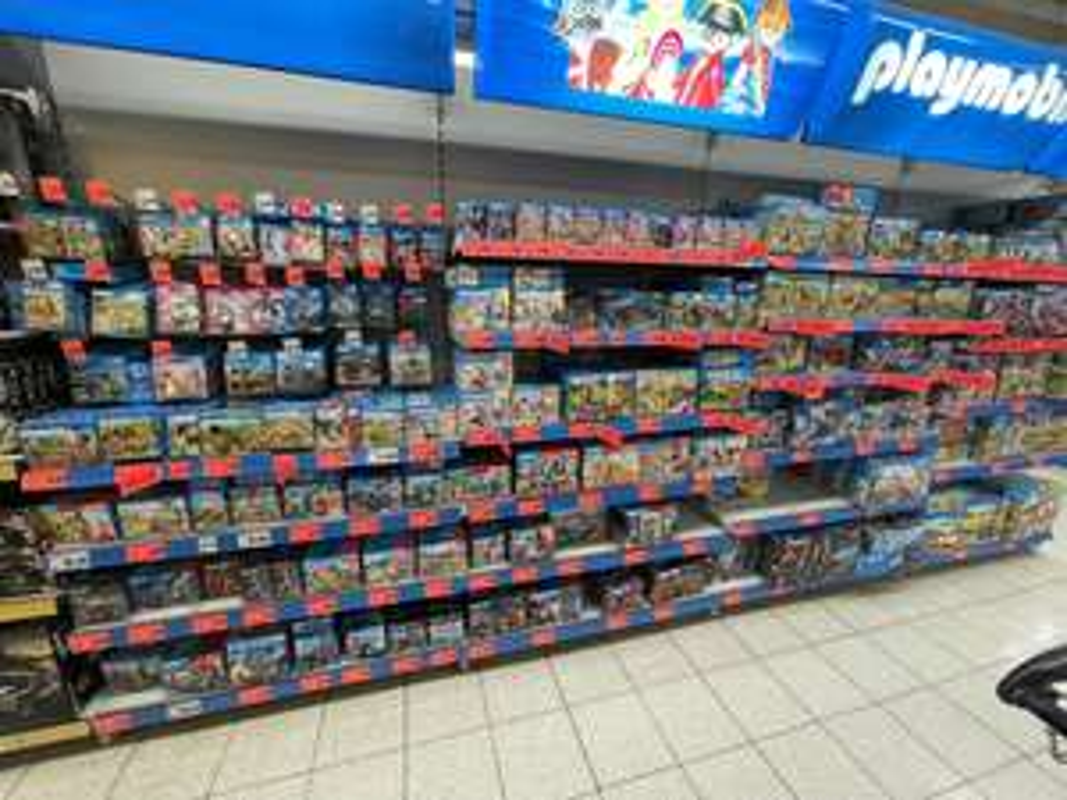 Kaufland Havelpark Dallgow: 50% auf Playmobil