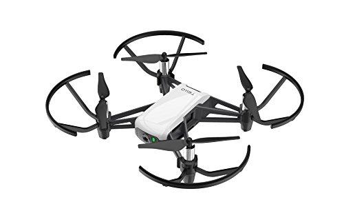 [Amazon Warehouse] DJI Ryze Tello Drohne weiß [Zustand: gebraucht, sehr gut]