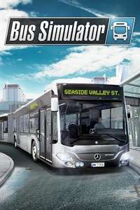 Bus Simulator [Xbox One & Series X|S · Microsoft Store Island]