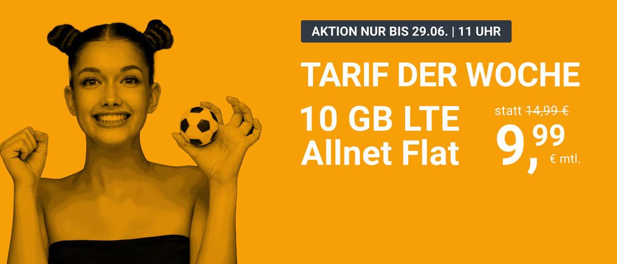 Drillisch 10GB winSIM für mtl. 9,99€ (3 Monate Mindestlaufzeit, kündbar jederzeit) VoLTE, WLAN Call, Telefonica-Netz)