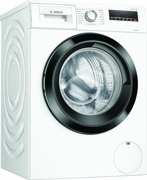 Bosch WAN28K40 Waschmaschine (8kg, 1400Upm, A+++ bzw C, Mengenautomatik, Kindersicherung, AquaStop) - Lieferung Wunschort [Prime]
