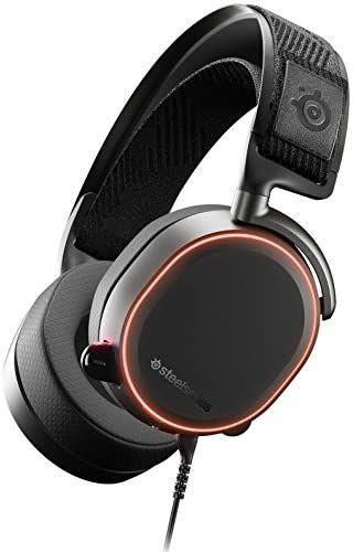 SteelSeries Arctis Pro – Gaming-Headset – hochauflösende Lautsprechertreiber – DTS Headphone:X v2.0 Surround [Prime]