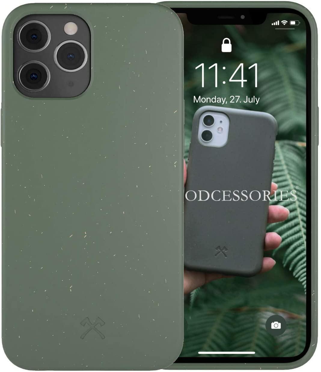 20% auf alle Woodcessories iPhone Hüllen & MacBook Taschen (Amazon Prime)