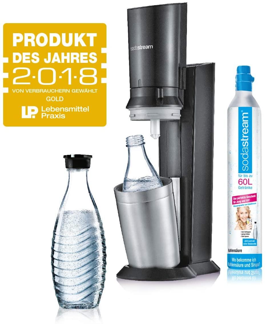 SodaStream Crystal 2.0 Wassersprudler für 79.99 im PD Angebot