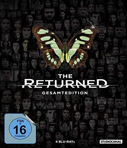 The Returned [Blu-ray] Gesamtedition der Serie für 15,97€ [Amazon Prime Day]