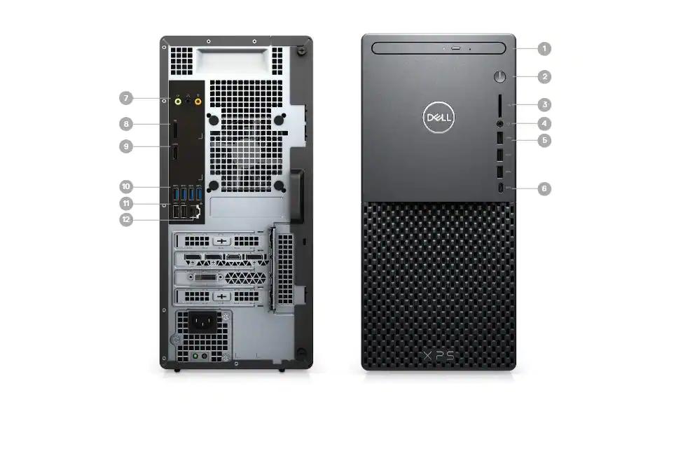 Blitzangebot DELL XPS 8940 i7-11700/RTX 3070/32GB RAM