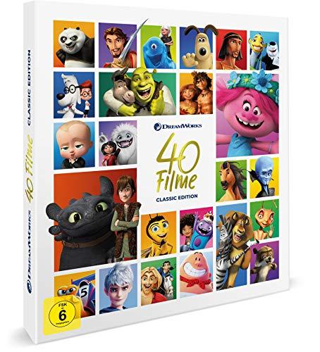 Dreamworks DVD Classics Box - Amazon Prime Day / 30 Prozent günstiger