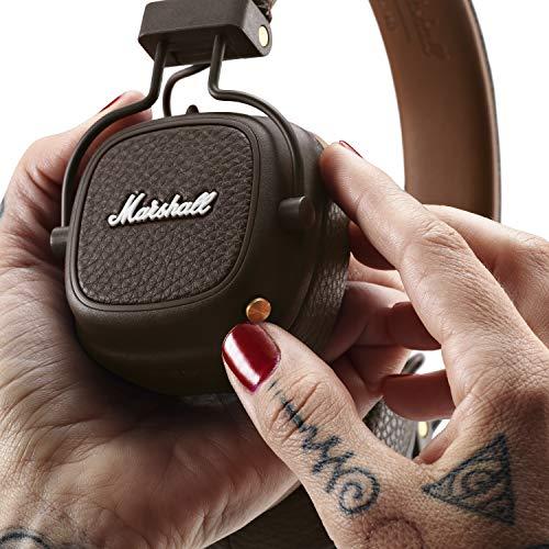 Marshall Major III Bluetooth® On Ear Kopfhörer für 64,59€ (Amazon Prime Day)