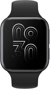 OPPO Smartwatch 41 mm WiFi, AMOLED Display, GPS, NFC, Bluetooth 4.2, WiFi, Wear OS by Google/ColorOS Watch, VOOC Schnellladefunktion