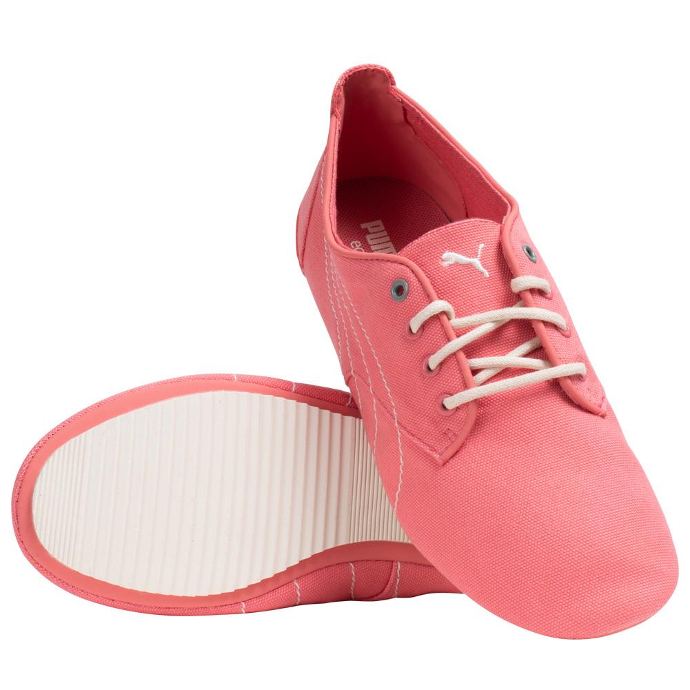 Puma Geselle Canvas Casual Damen Schuhe (Größen 35,5 bis 39)