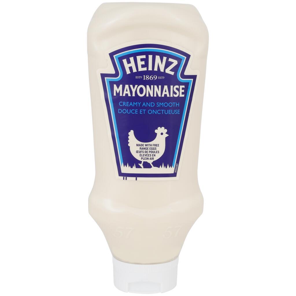 800ml Heinz Mayonnaise (CashBack bei 3er Kauf mgl.!)