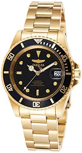 Invicta 8929OB Pro Diver Gold Armbanduhr Edelstahl (Amazon Prime)