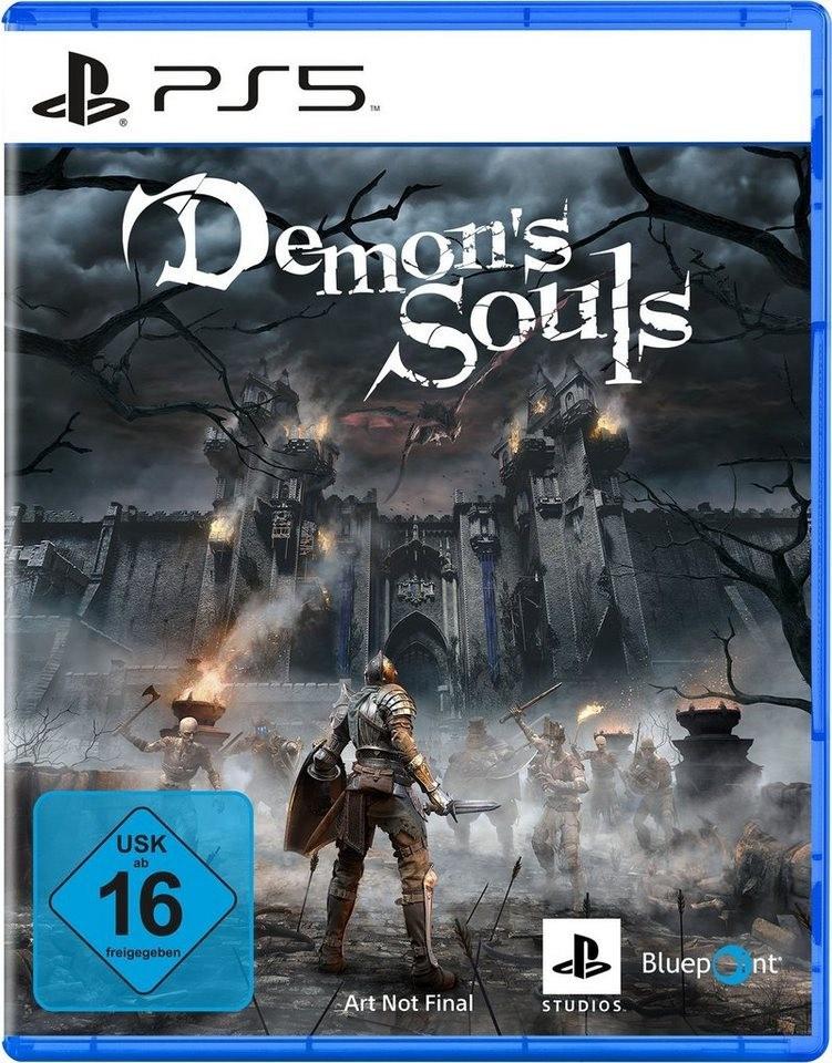 [Lokal Hamburg] Demon's Souls oder Nioh Collection für die Playstation 5 (PS5) bei Marktkauf Bergedorf