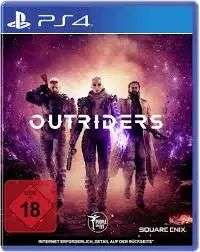 Outriders PS4 [Saturn Abholung]