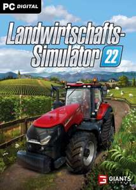 LS22 - Landwirtschafts-Simulator 22 (PC) - 5% Rabatt