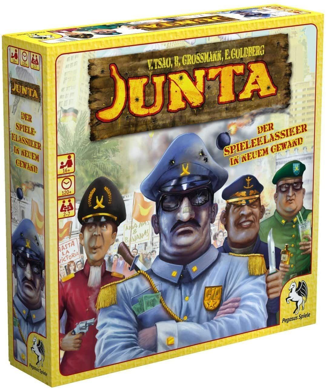 Brettspiel Junta (Amazon Prime Day)
