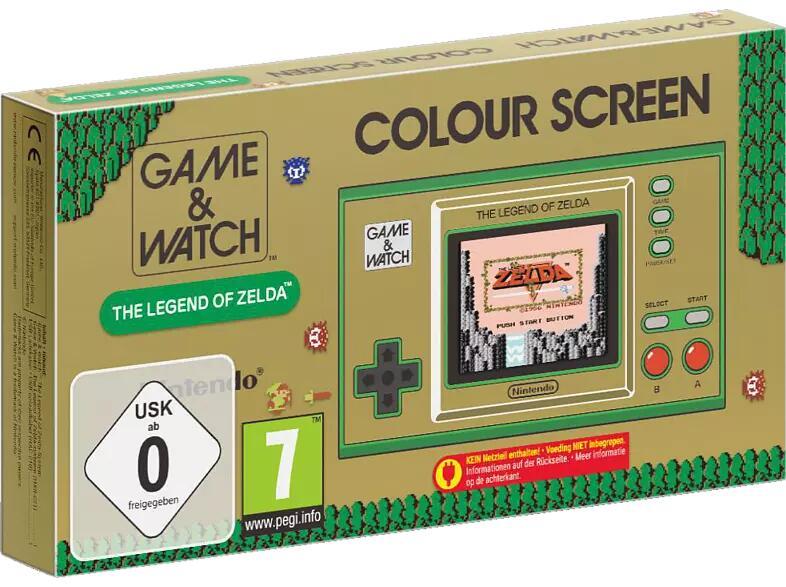 [Lokal Saturn/Mediamarkt] Vorbestellung Nintendo Game & Watch The Legend of Zelda Abholung für 53,99