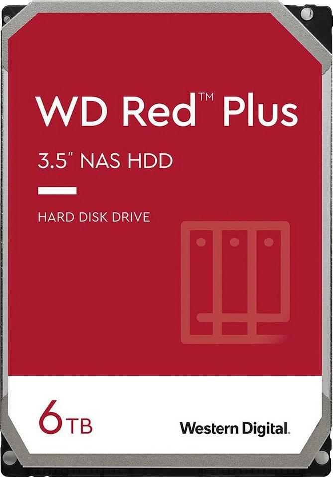 [otto lieferflat] Western Digital Red SATA III 6TB (WD60EFRX) | NAS HDD