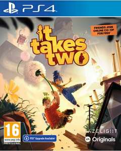 IT TAKES TWO - [Playstation 4] Ps4 Pegi