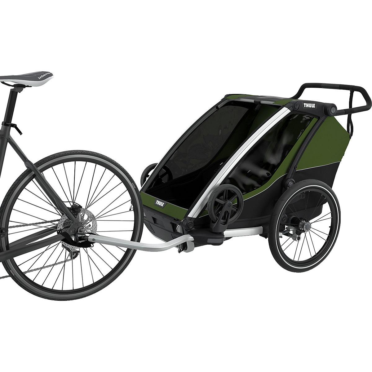 [Sammeldeal] mytoys Outdoor Flash Sale 15% z.B. Thule Fahrradanhänger Chariot Cab 2, Cypress Green