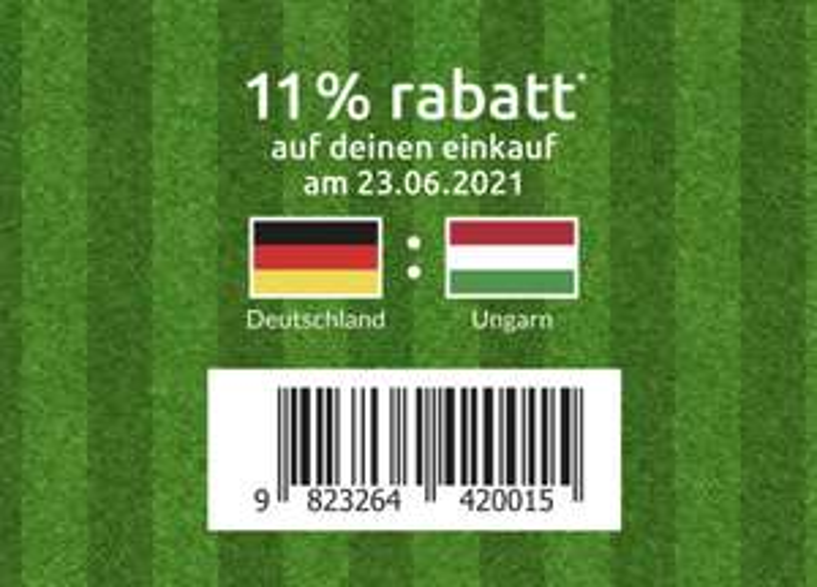 Nur heute - Budni 11% auf den Einkauf [lokal Hamburg und da wo es Budni gibt ]