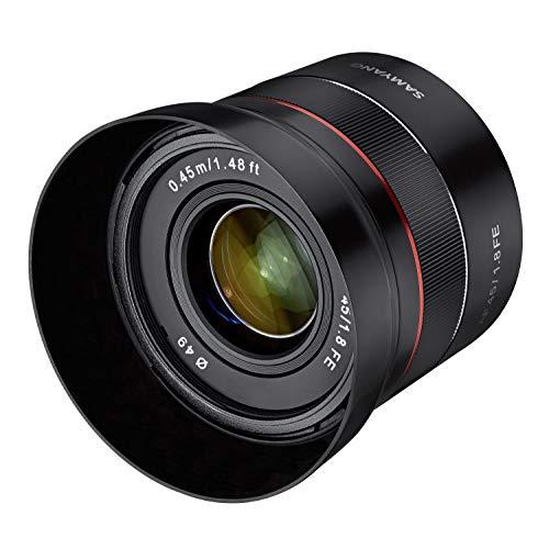 Samyang AF 45 mm F1.8 für Sony E-Mount
