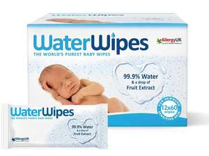 Water Wipes 12x60 im Sparabo