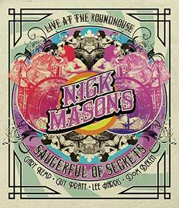 (Prime) Nick Mason's Saucerful Of Secrets - Live At The Roundhouse (Blu-ray)