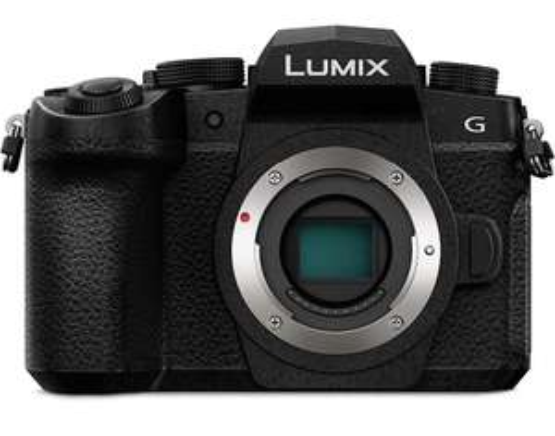 Panasonic DC-G91EG-K Systemkamera, 20 MP, Dual I.S., OLED Sucher, 4K Fotokamera,