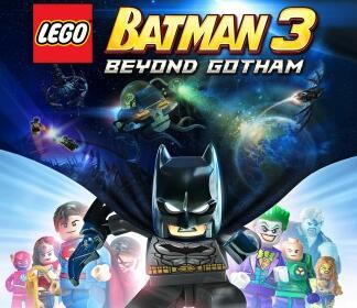 PSN - Lego Batman 3 Beyond Gotham Deluxe Ed. (PS4) für 4,33 € im US-Store (4,78 € im CA-Store)