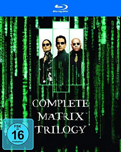 Matrix - The Complete Trilogy (Blu-ray) für 9,97€ & Jean-Reno-Collection für 11,97€ (Amazon Prime)