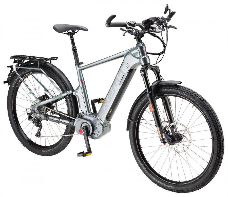 E-Bike Zemo SU-E FS 11X 45 für 3.599€ für Damen/Herren oder 1000Wh Varianten für 3.999€ (S-Pedelecs, 45 km/h, AkkuReichweite bis zu 175 km)