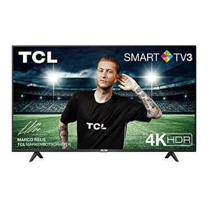 [Amazon] TCL 43AP610 43 Zoll (108 cm) Fernseher, 4K HDR, UHD, Smart TV, schmales Design (Micro dimming, Smart HDR, Dolby Audio, T-cast)