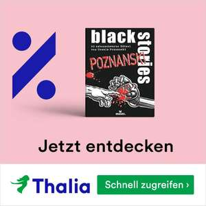 Grusel-Spaß bei Thalia: Black Stories für nur 9,89€ (Thalia-Club)