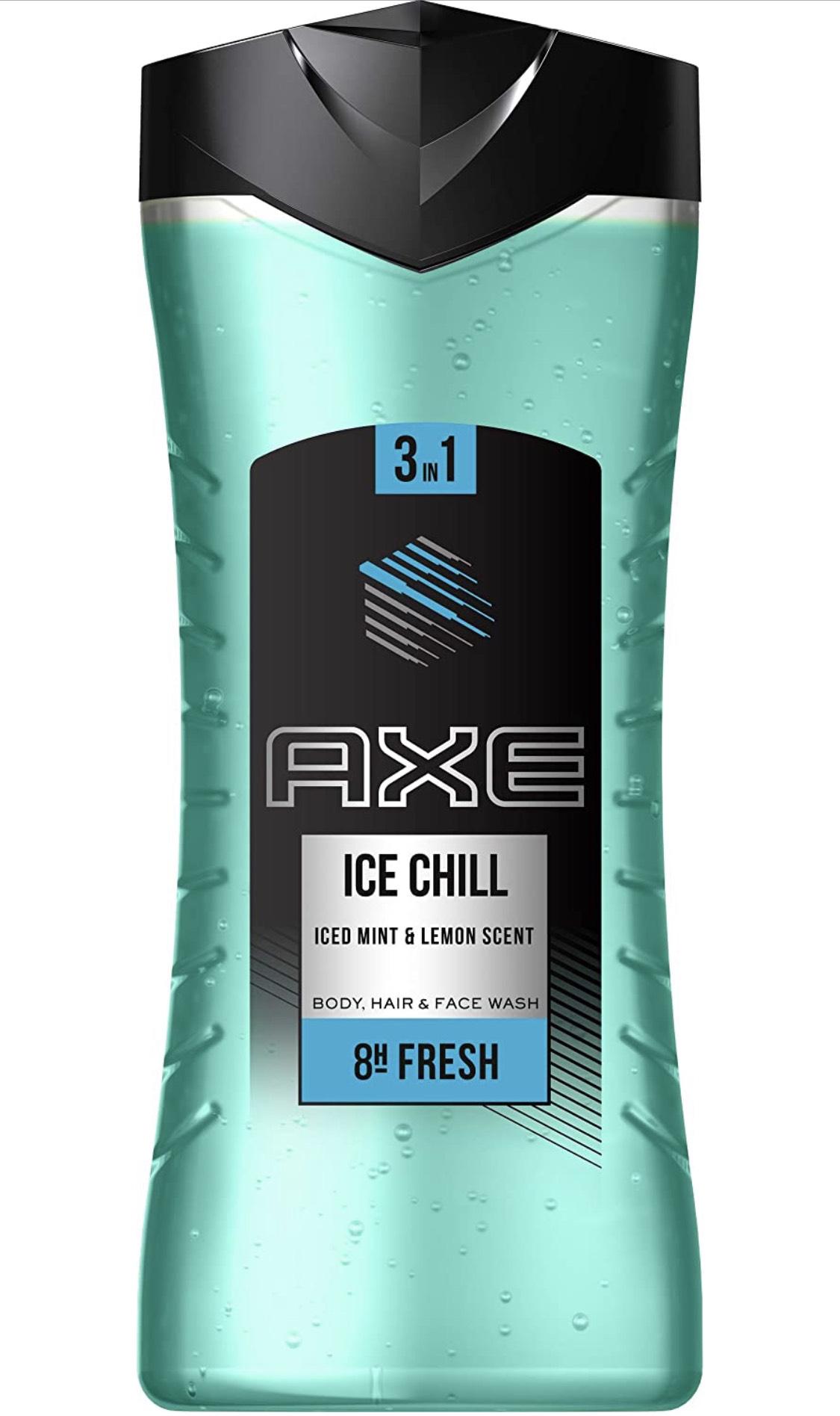 Axe Ice Chill - Duschgel, 400 ml x 6 Einheiten Preisfehler??