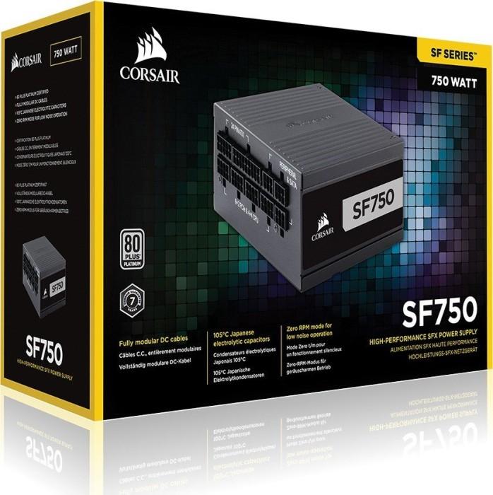 Corsair SF Series SF750 80 PLUS Platinum 750W SFX12V (CP-9020186-EU)
