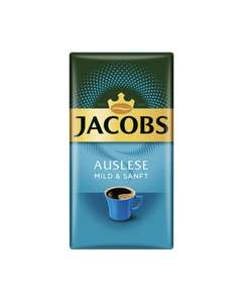 [CZ Grenze Markt] MHD 31.05. Jacobs Filterkaffee Auslese Mild & Sanft oder Meisterröstung 500g