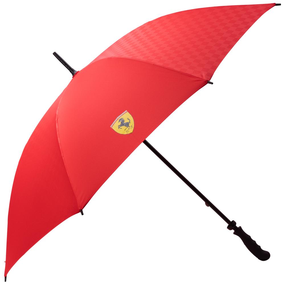 Scuderia Ferrari Großer Regenschirm für 9,99€ + 3,95€ VSK (Ø 130 cm)