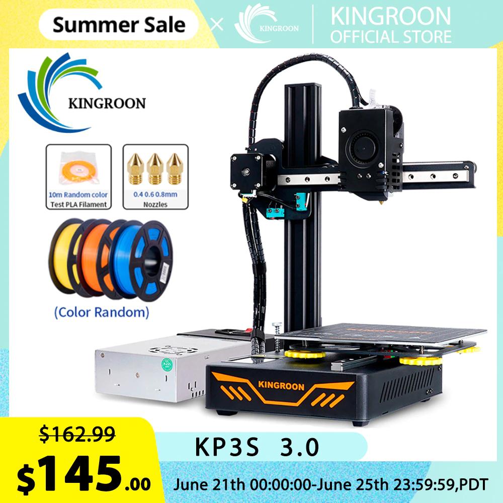 Kingroon KP3S 3D Drucker