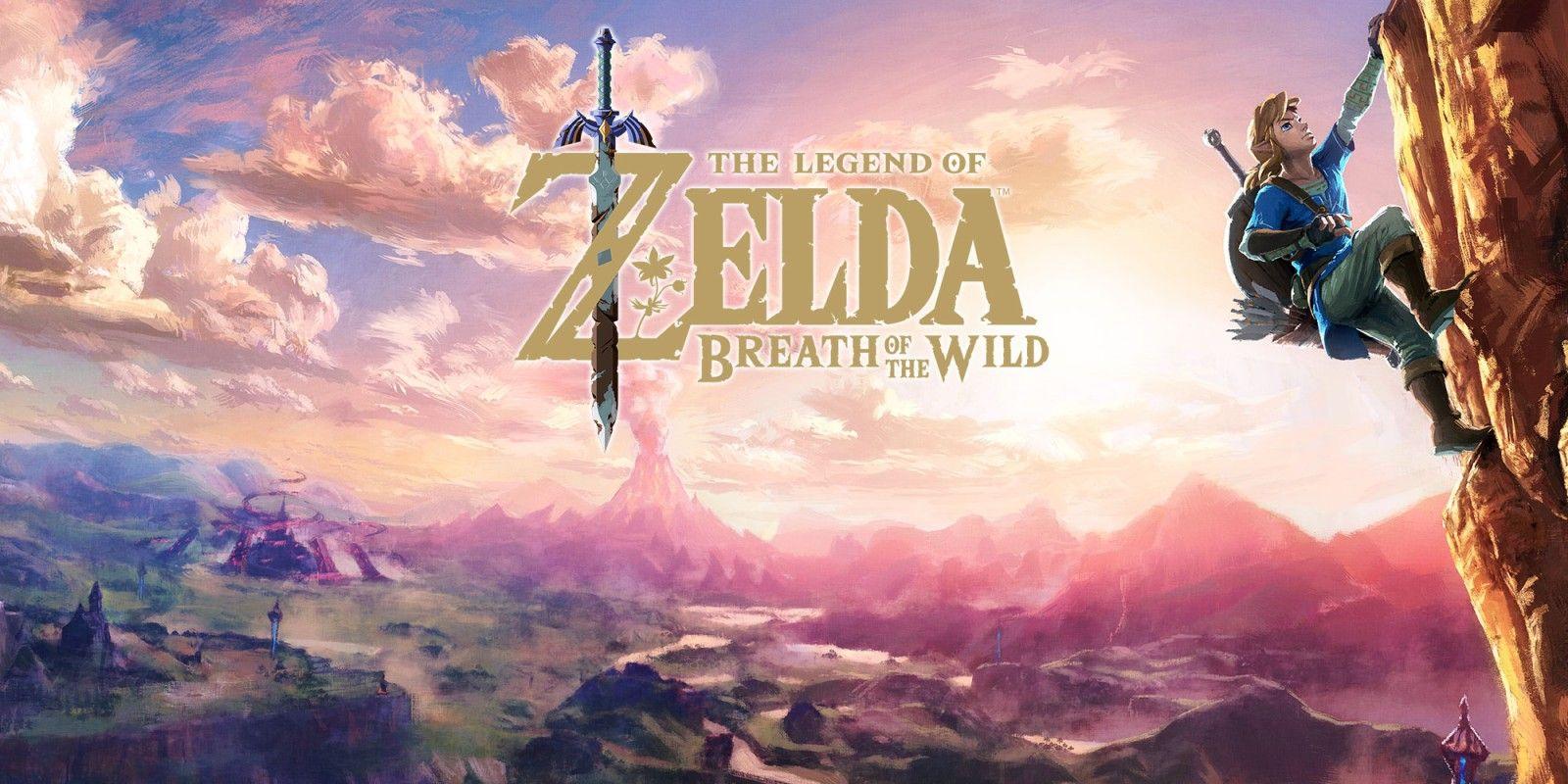 [Switch] Zelda Breath of the Wild [Mediamarkt Abholung]