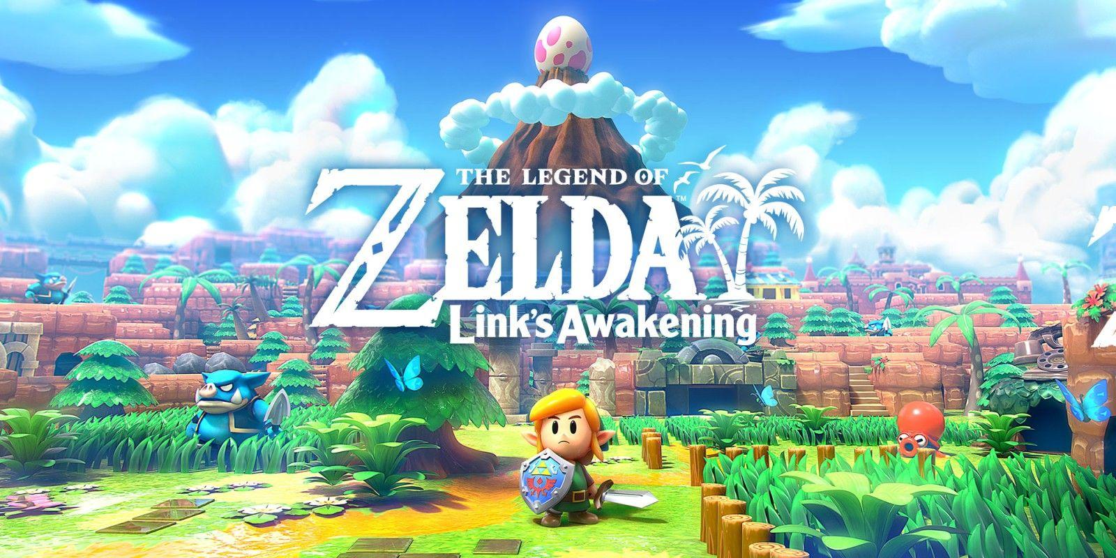 [Switch] Zelda Links Awakening [Mediamarkt Abholung]