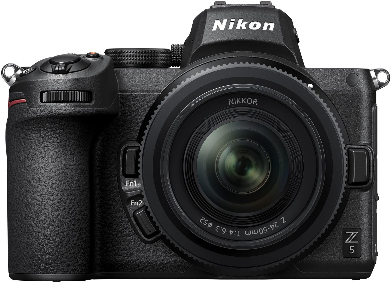 Nikon Z5 Kit mit 24-50 Vollformat