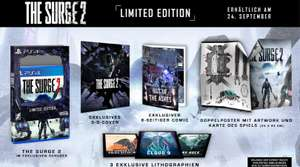 Amazon Marketplace - PS4 Surge 2 Limited Edition (Playstation)