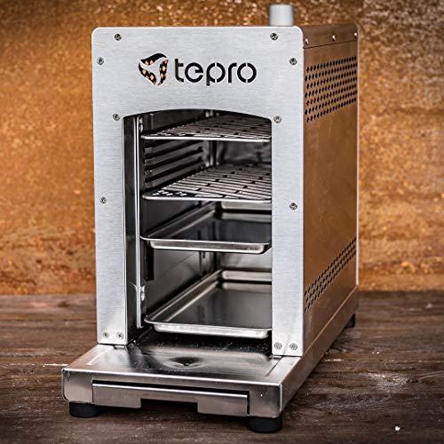 Amazon: Tepro 3184 Toronto Gas- Oberhitze 800° Grill