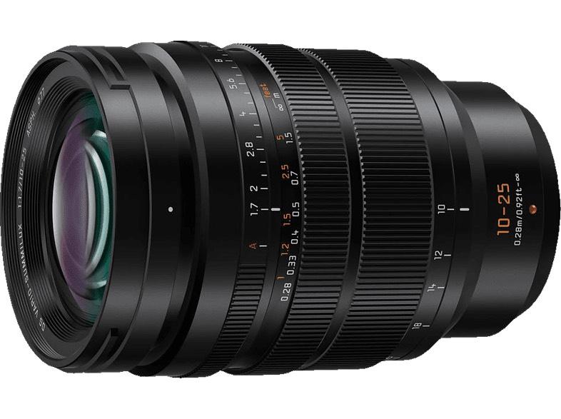 Panasonic Leica 10-25mm 1.7 DG Vario Summilux Objektiv für MFT Micro Four Thirds