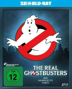 (Media Markt Abholung) The Real Ghostbusters SD on BluRay