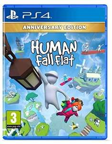 Human: Fall FlatAnniversary Edition (PS4) [Amazon.co.uk]
