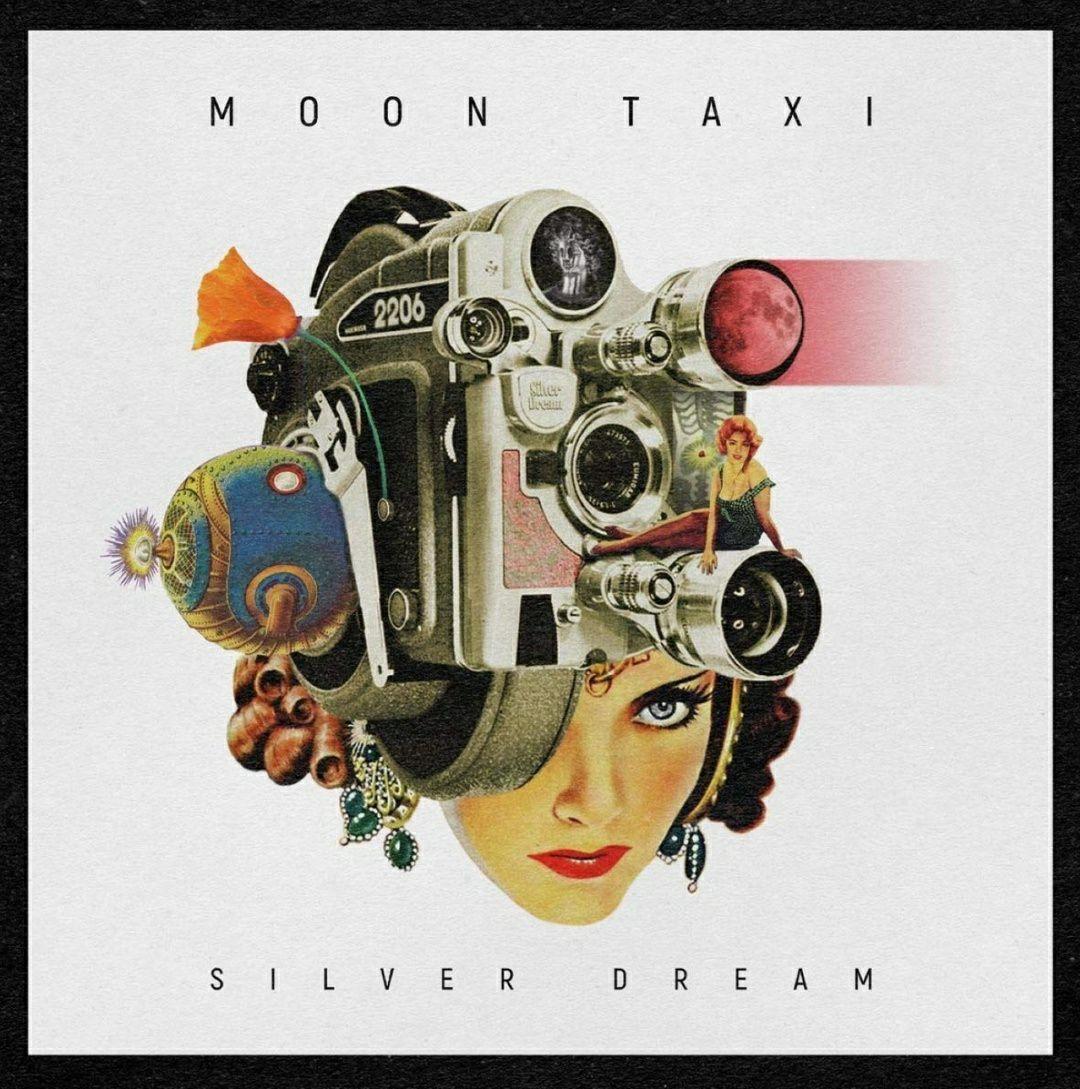(Prime) Moon Taxi - Silver Dream (Vinyl LP)