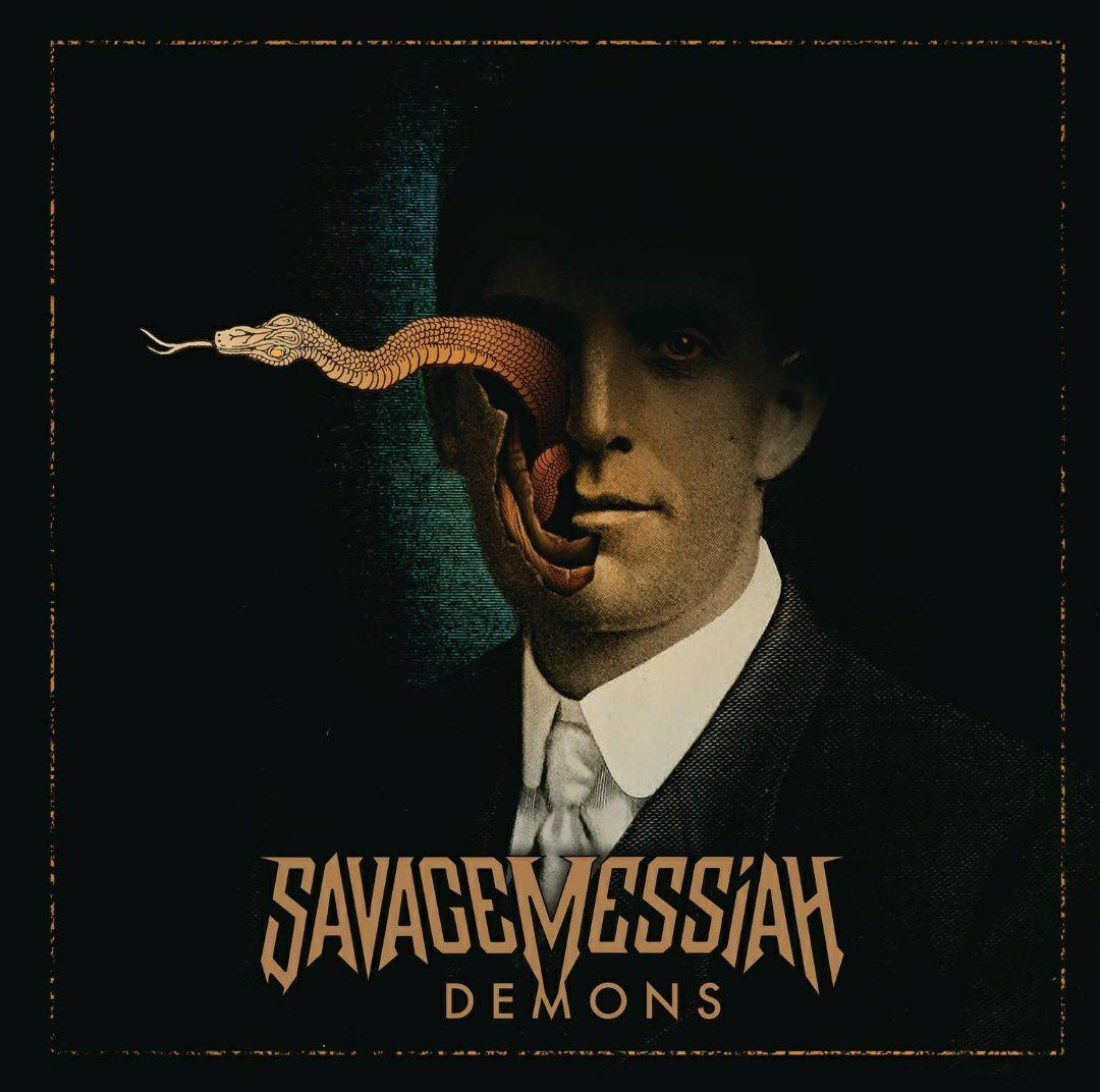 (Prime) Savage Messiah - Demons (Black LP + CD) (Vinyl LP)