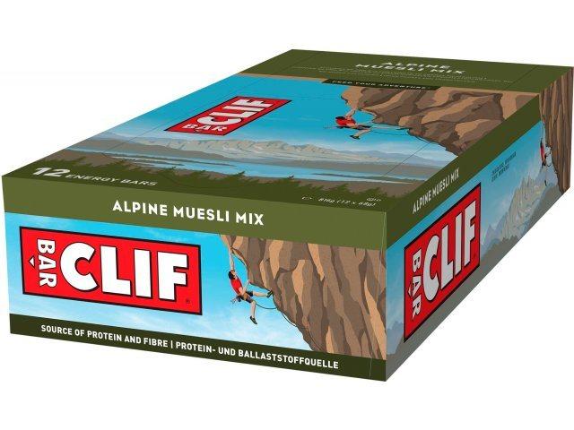 CLIF Bar Energie-Riegel - 12 Stück MHD 10.10.2021